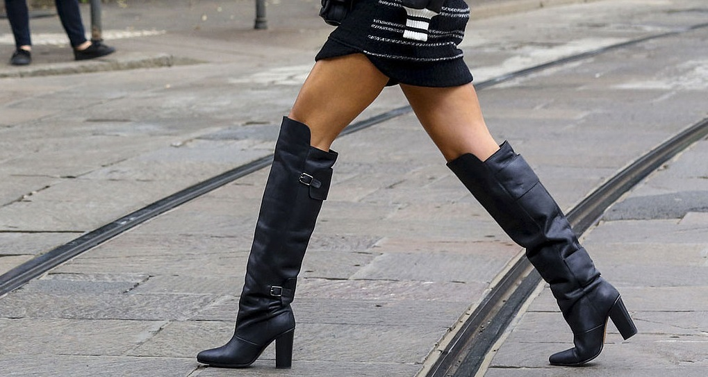 How Wear Over Knee Boots