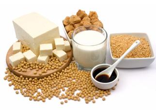 Proteine vegetali della soia