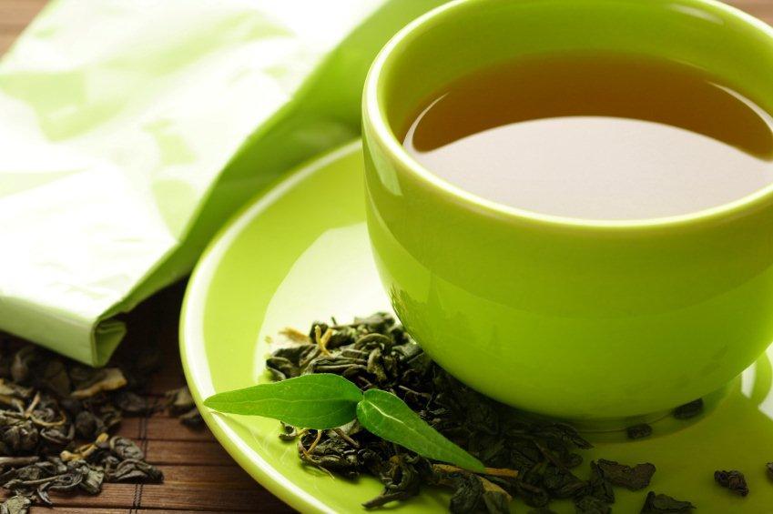 Tè verde proprietà