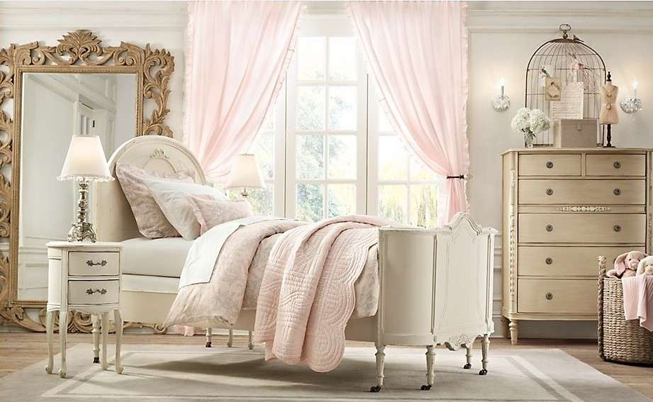 Arredare una camera da letto romantica