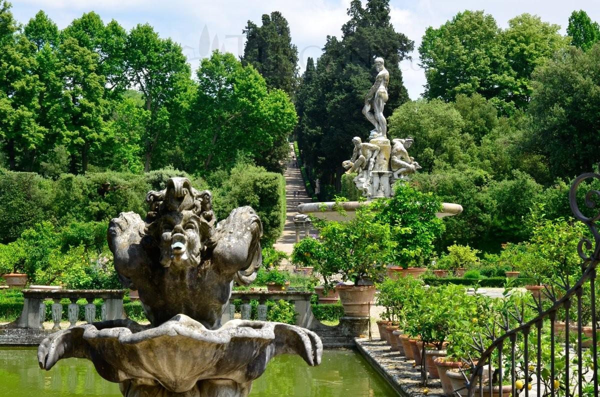 giardino di boboli florence 11