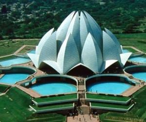 Tempio di Bahai Lotus