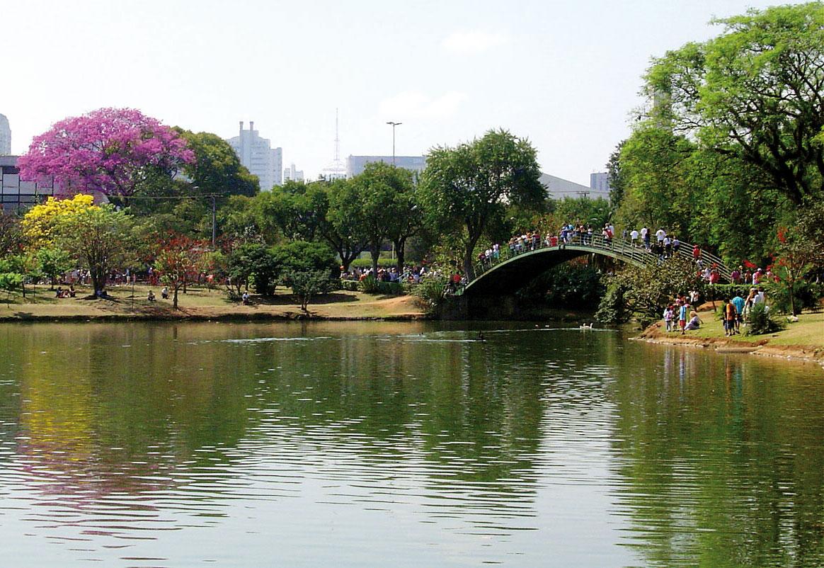 sao paulo parque do ibirapuera