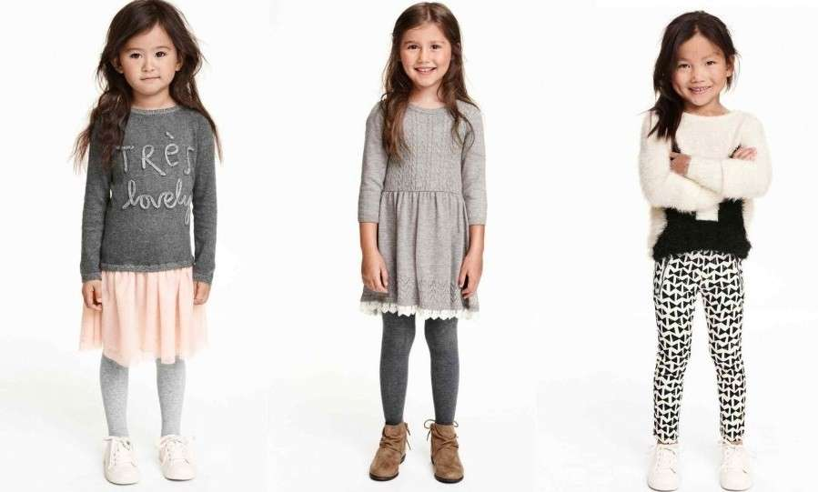 H&M, abbigliamento bambino: la collezione Autunno/Inverno bambino 2015-2016 [FOTO]