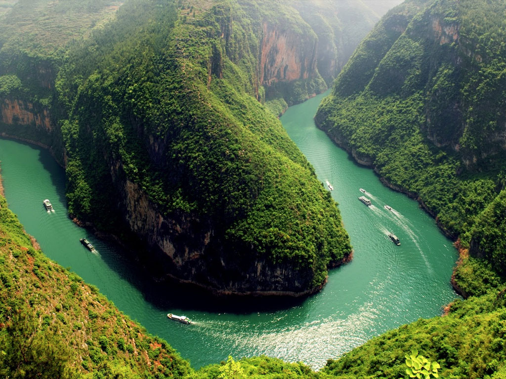 yangtze river add on