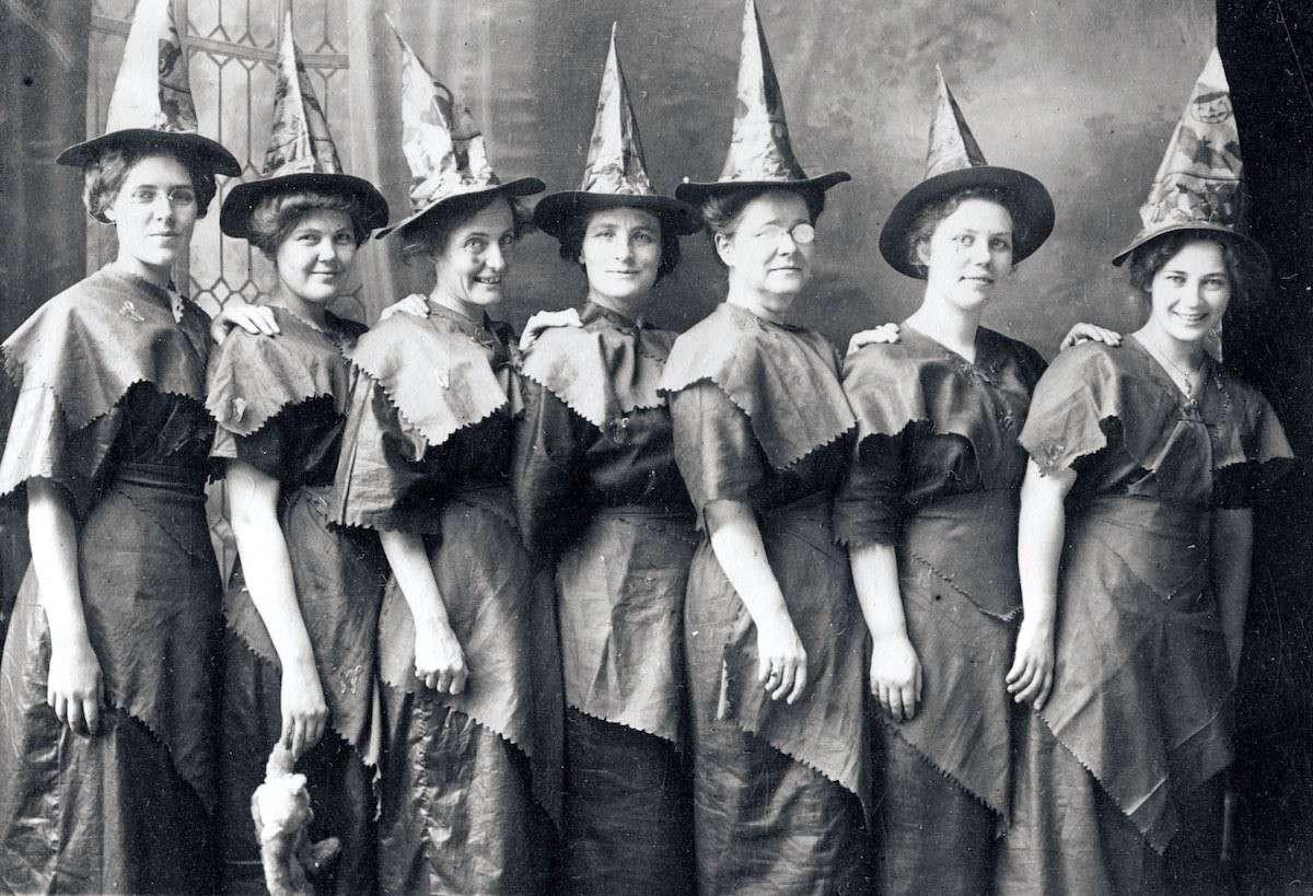 Costumi di Halloween  l evoluzione negli ultimi 100 anni  FOTO ... c78704557116