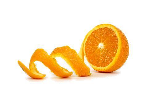 Cena della dieta delle arance