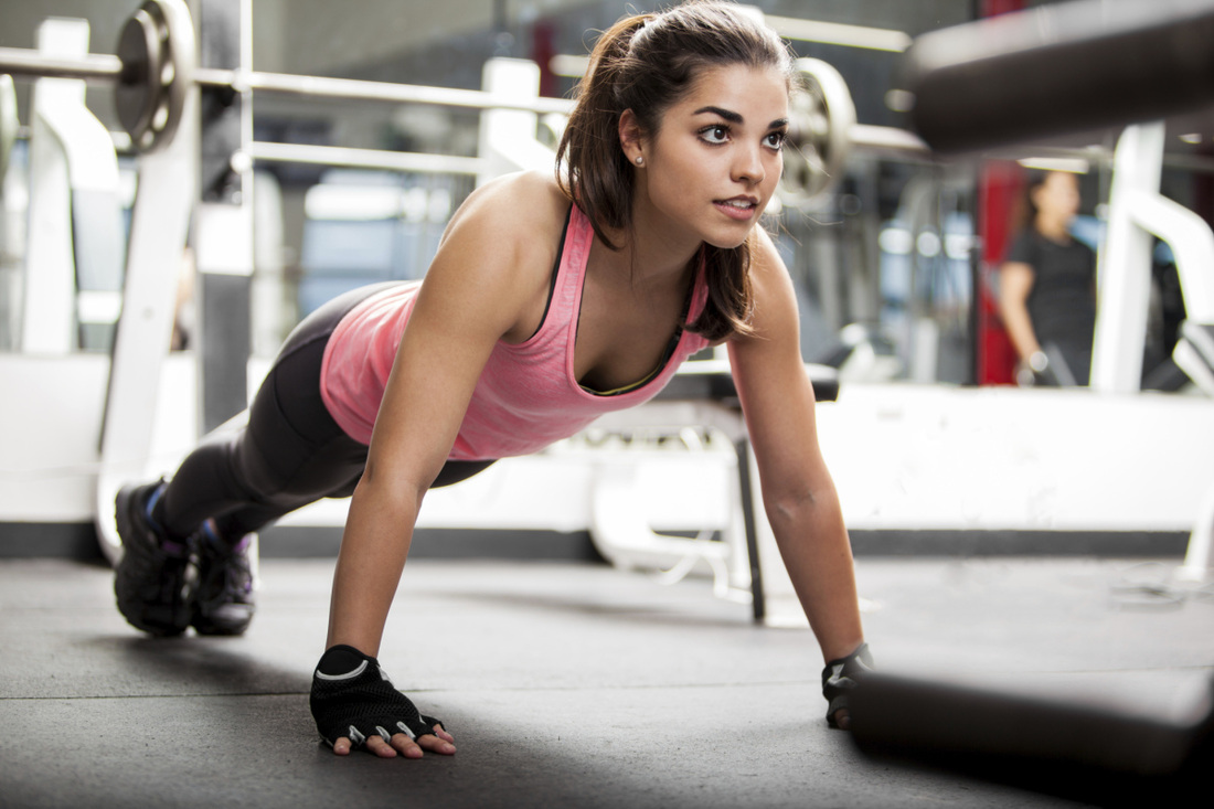 Circuit training per donne