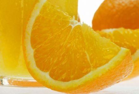 Colazione della dieta delle arance