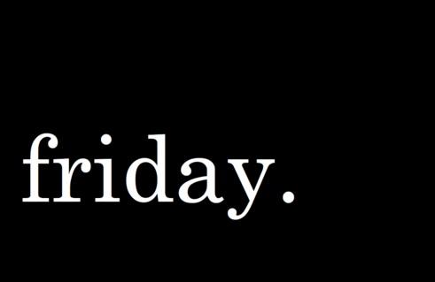 Il venerdì