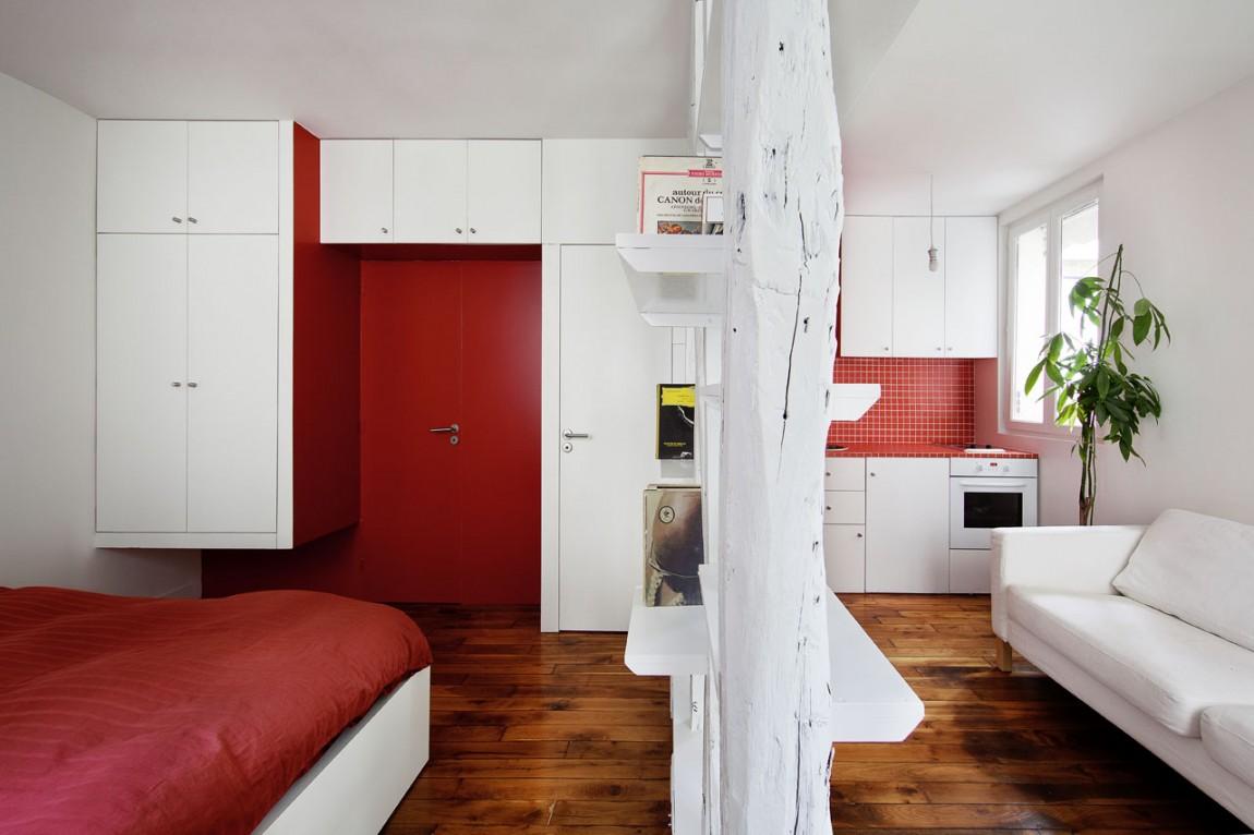Montmartre Apartment 01 1150x766