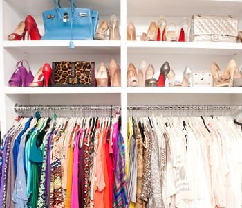 5 idee per sistemare le borse in casa pourfemme - Organizzare le pulizie di casa quando si lavora ...