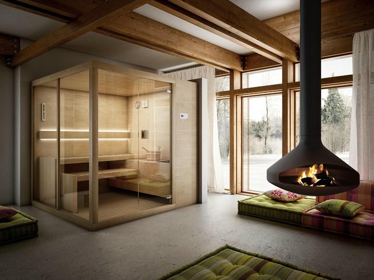 Sauna Arja di Teuco