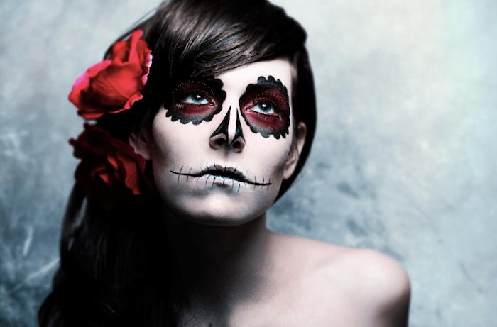 10 consigli make up Halloween per risparmiare