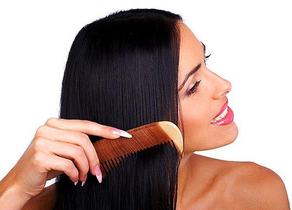 Sciogliere i nodi nei capelli