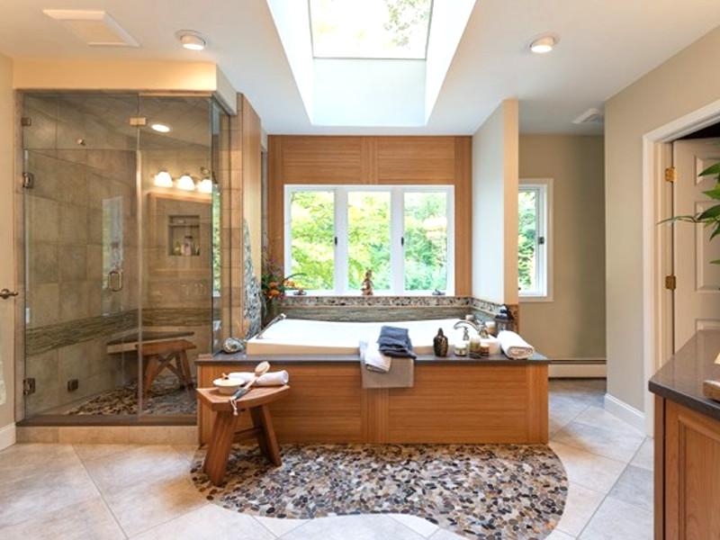 Quale arredamento per il bagno in stile zen preferisci for Arredamento zen