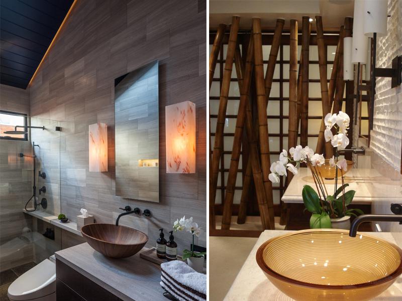Arredare il bagno in stile zen per momenti di puro relax foto pourfemme - Arredo bagno zen ...