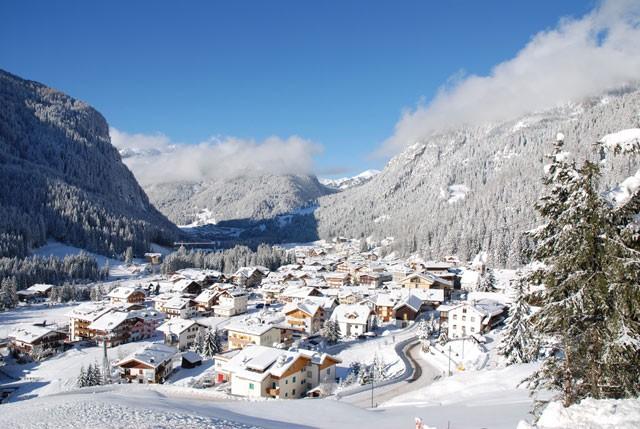 canazei winter