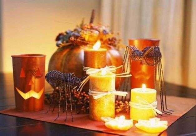 Centrotavola fai da te per Halloween con il riciclo creativo [FOTO]