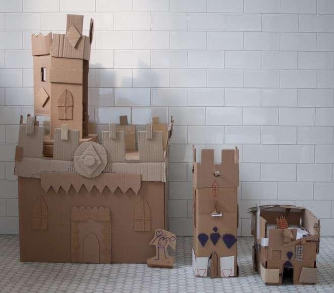 Castelli fai da te: tante idee per bambini [FOTO]