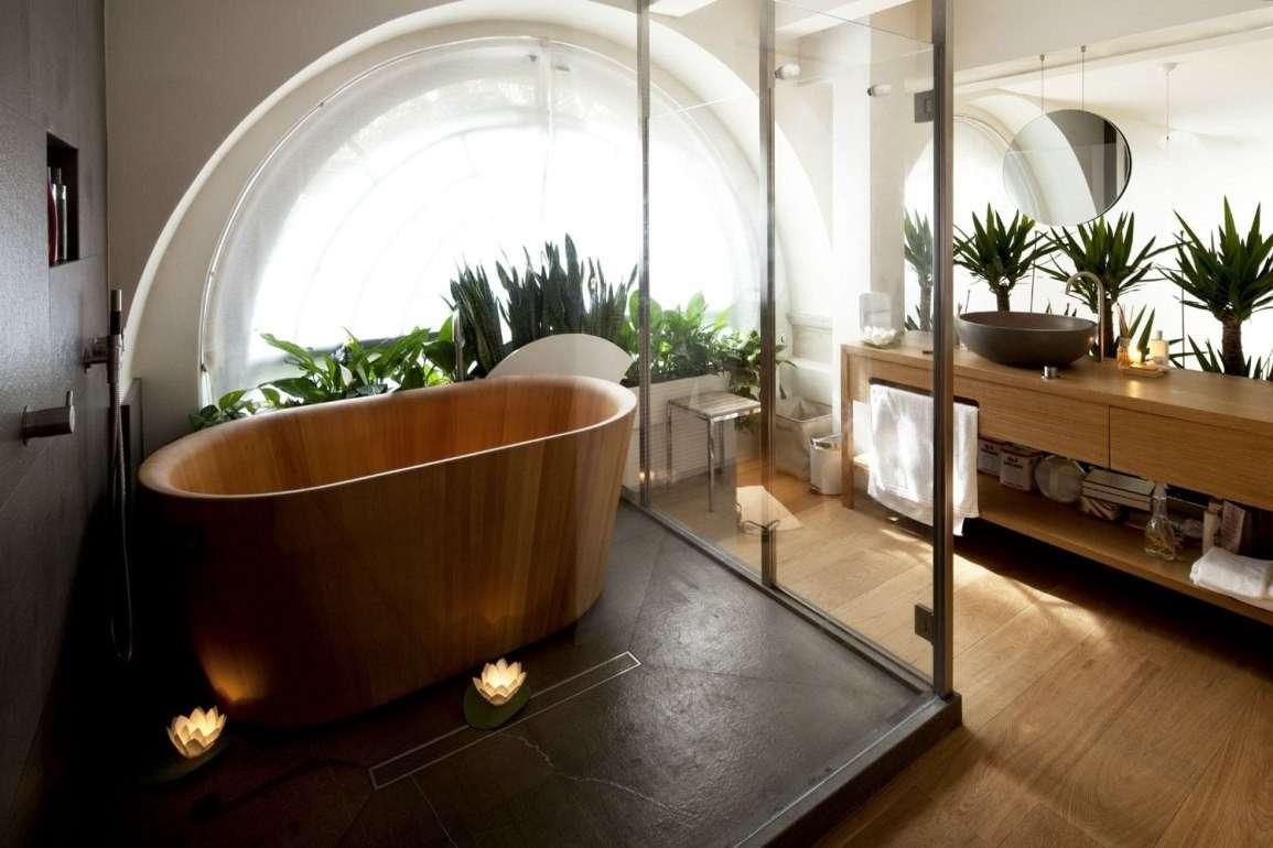Come arredare il bagno in stile zen
