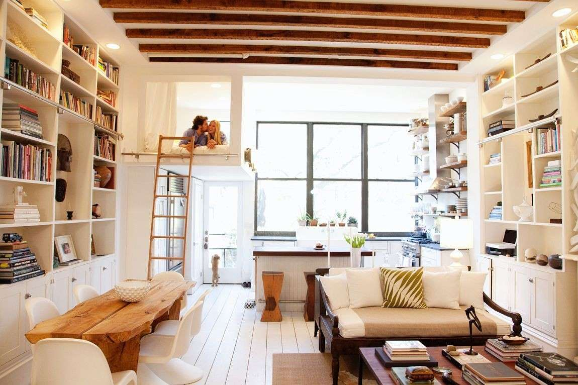 Come arredare un monolocale: ottimizzare gli spazi in modo creativo [FOTO]