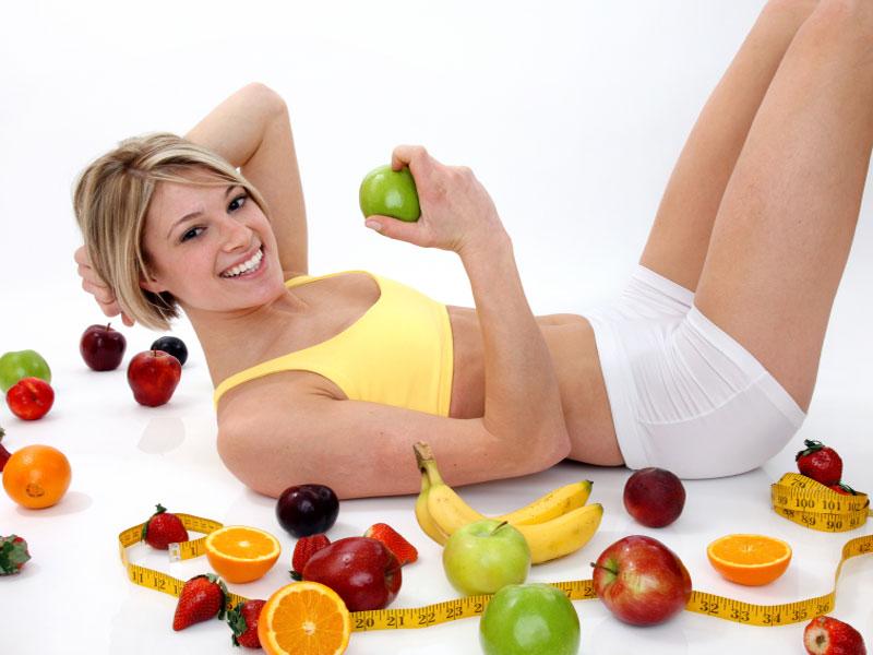 dieta con la frutta