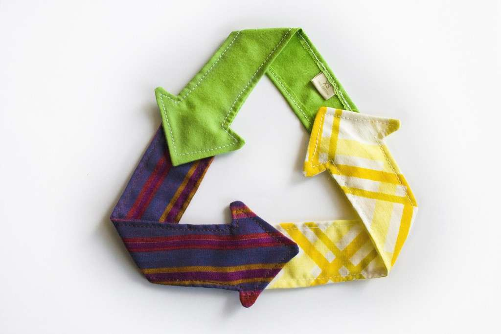 Riciclo creativo dei tessuti: idee originali [FOTO]
