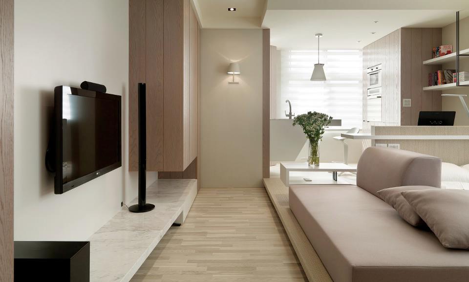mini apartment design