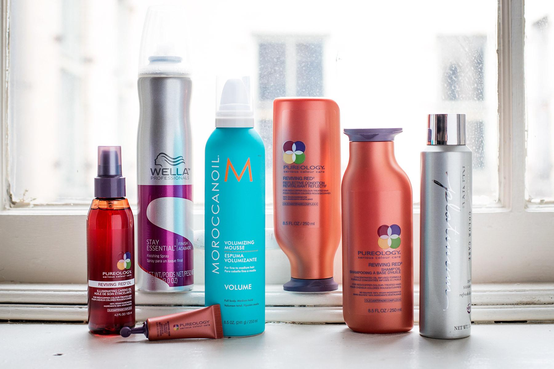 prodotti hair care