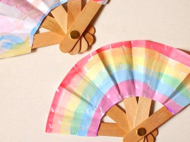 Riciclo creativo: idee per i bastoncini del gelato [FOTO]
