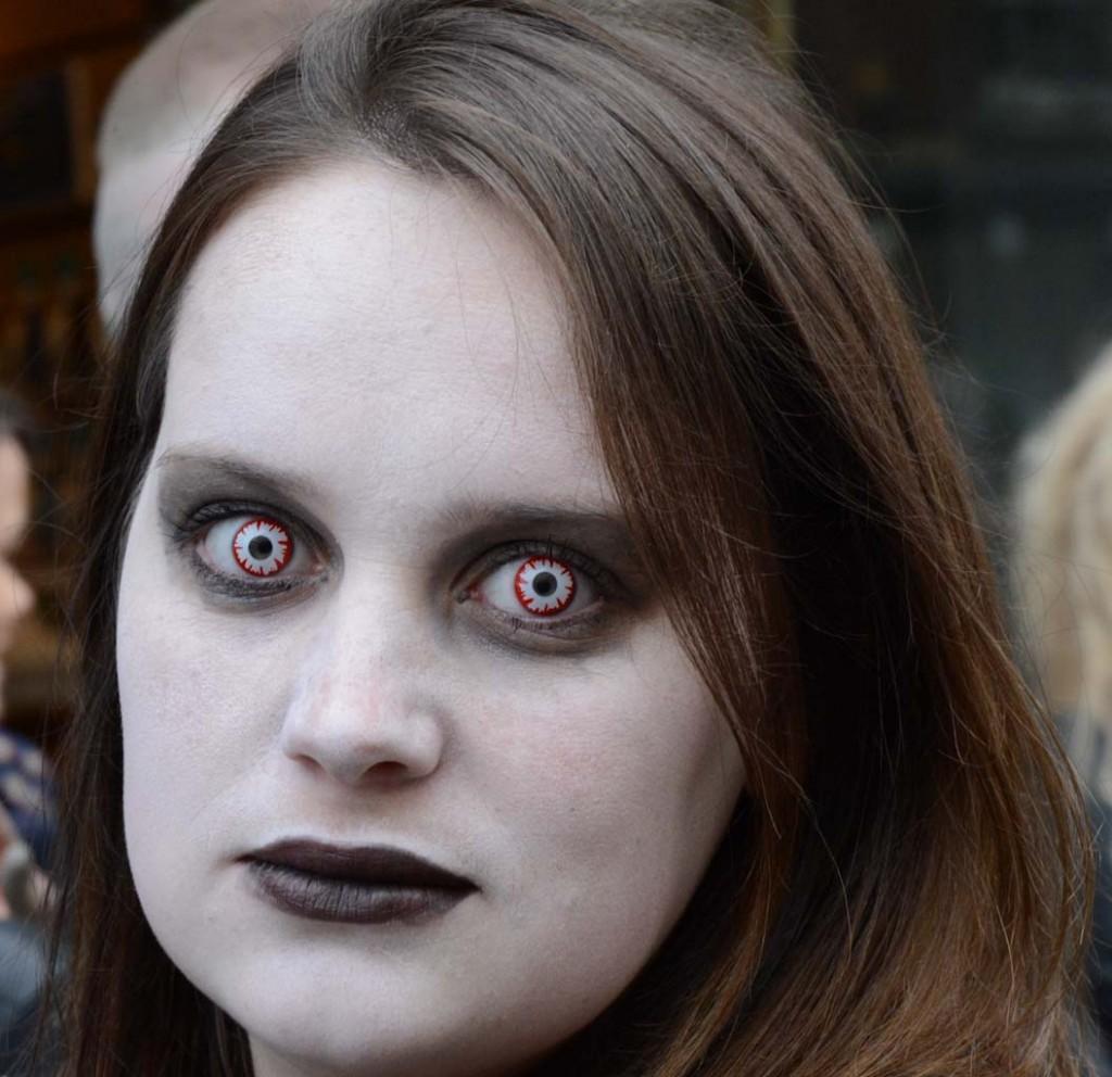 zombie lense