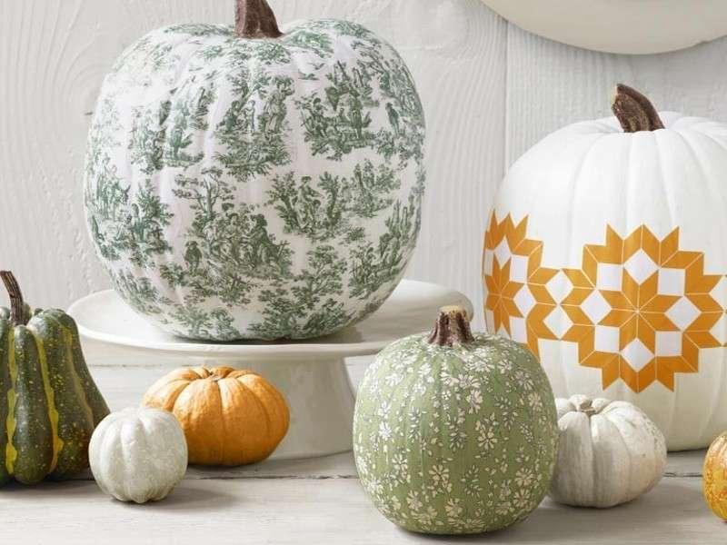 Decorazioni Halloween per la casa con le zucche [FOTO]
