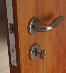 Cambio serratura porta