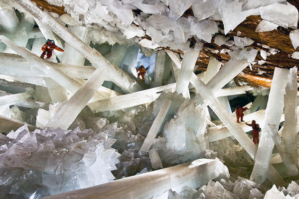 Crystal Cave, Messico