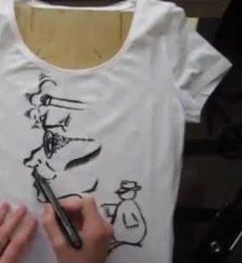 Disegnare maglietta