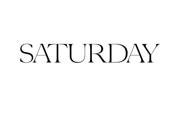 Il sabato
