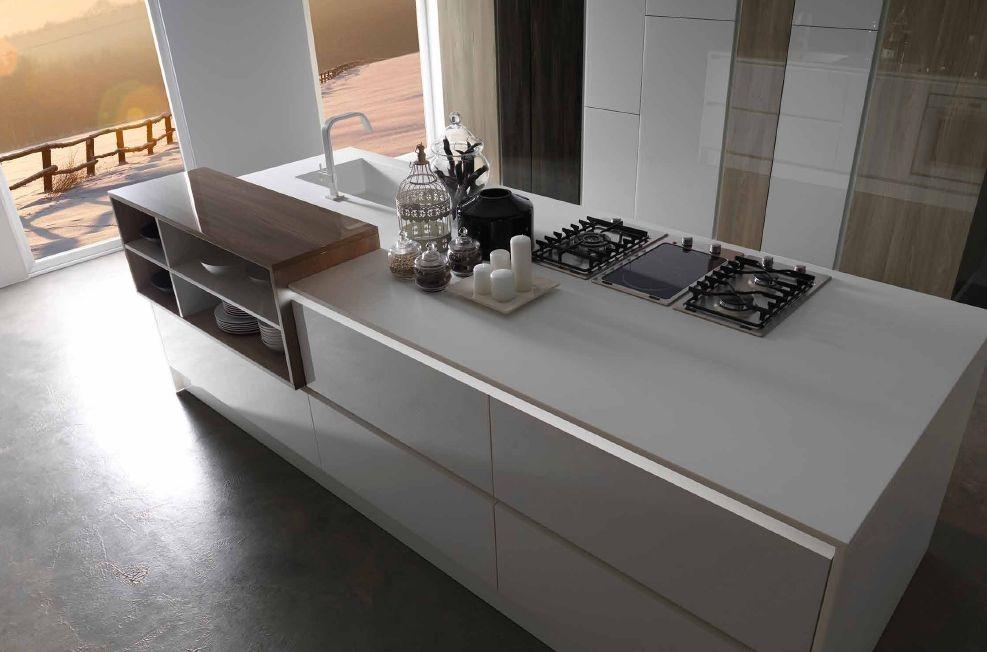 Come pulire il corian pourfemme - Piano cucina in corian prezzi ...