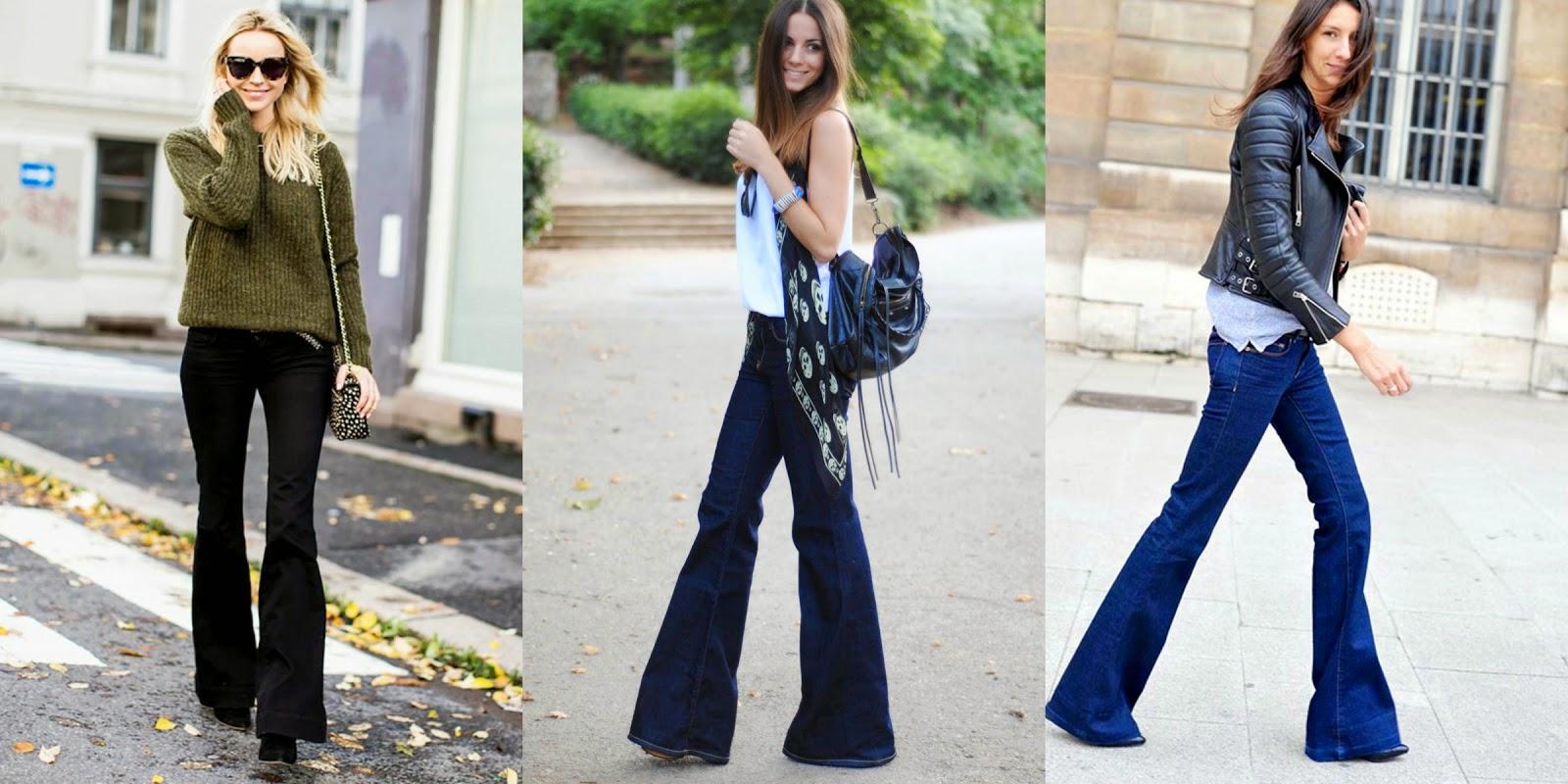 l'ultimo 6badd c3efe Sai abbinare i jeans a zampa? [TEST] | Pourfemme