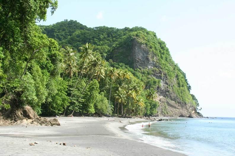 Martinica Capodanno