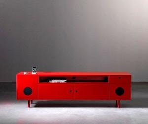 Mobile rosso