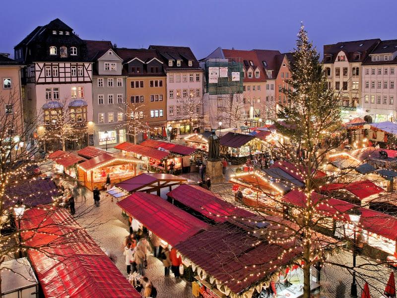 Natale in Europa