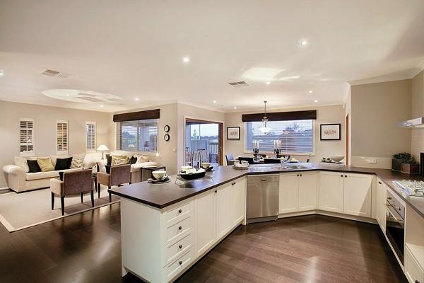 Come arredare la casa in stile americano le idee pi for Case stile americano interni
