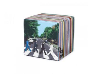 Pouf Beatles
