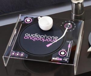 Vassoio da DJ