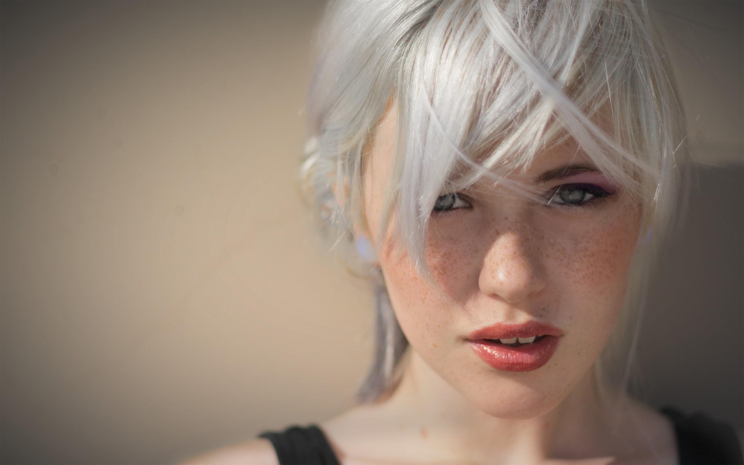 10 miti da sfatare sui capelli bianchi  7c7dbf9c449b