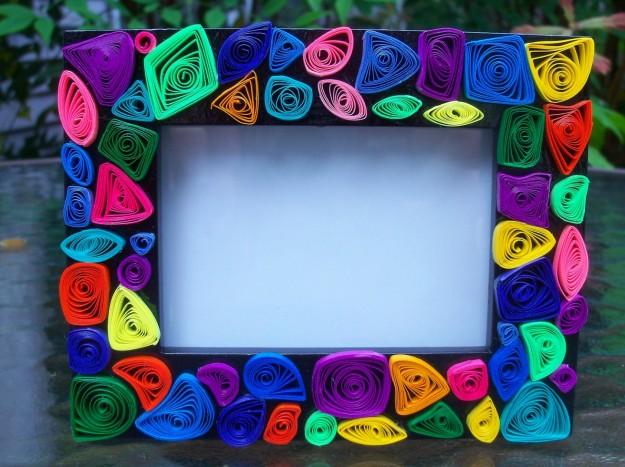 cornice colorata