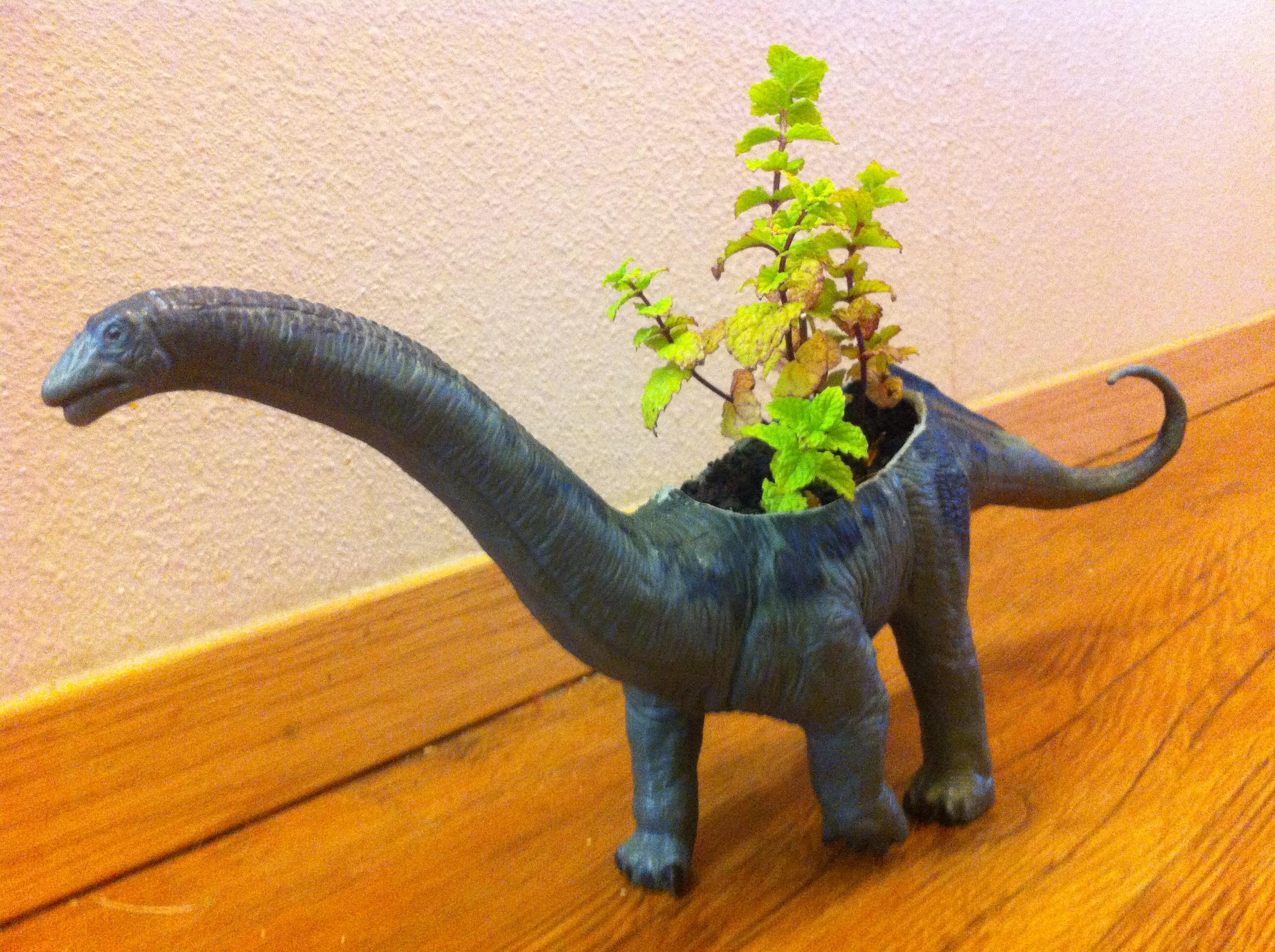 dinosauro fai da te