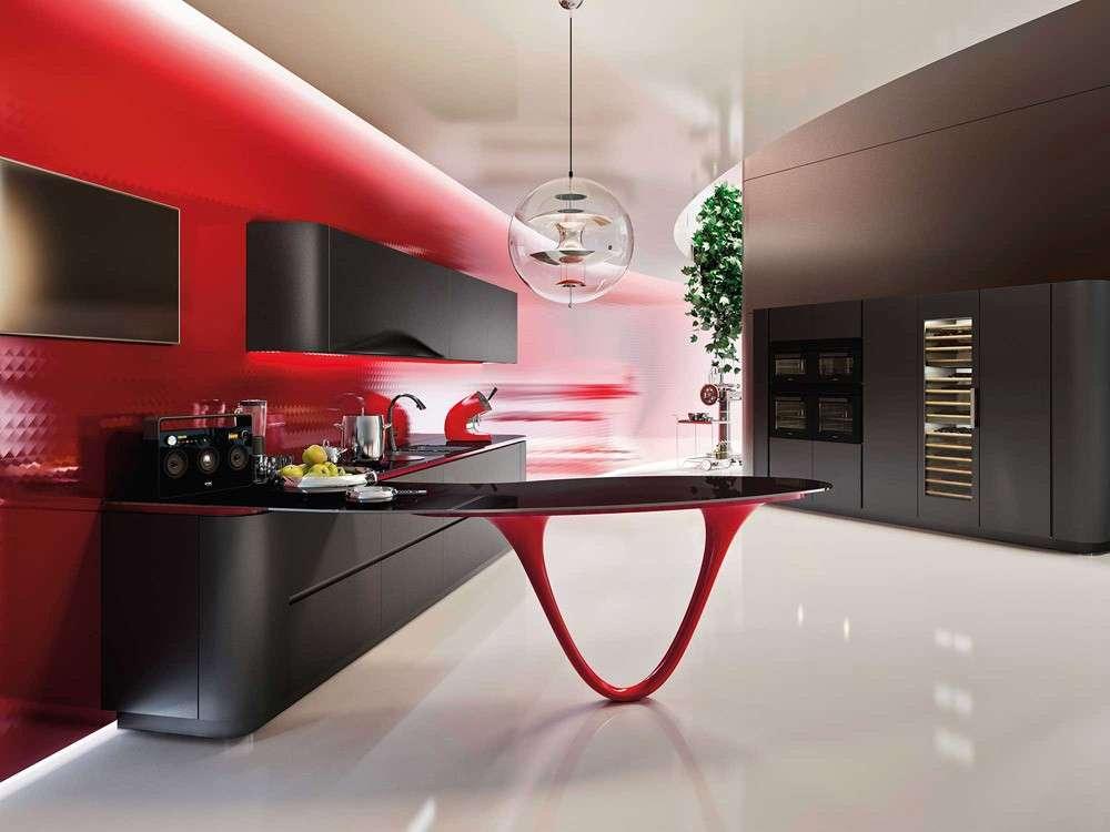 Arredare la casa di rosso: mobili e complementi per vivacizzare gli ambienti [FOTO]