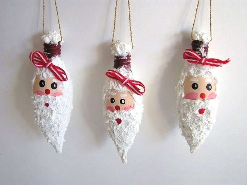 Lampadine Babbo Natale